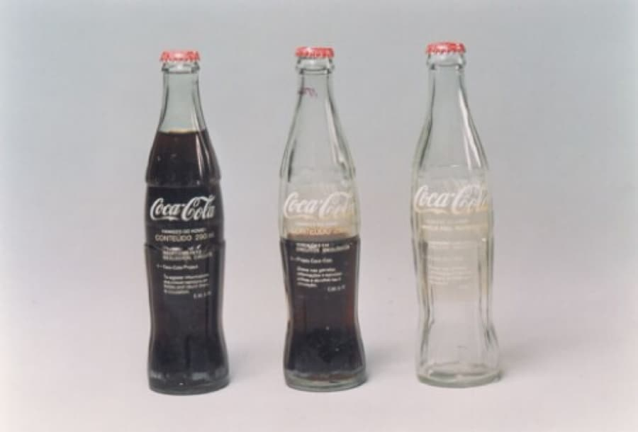 cildo meireles coca-cola