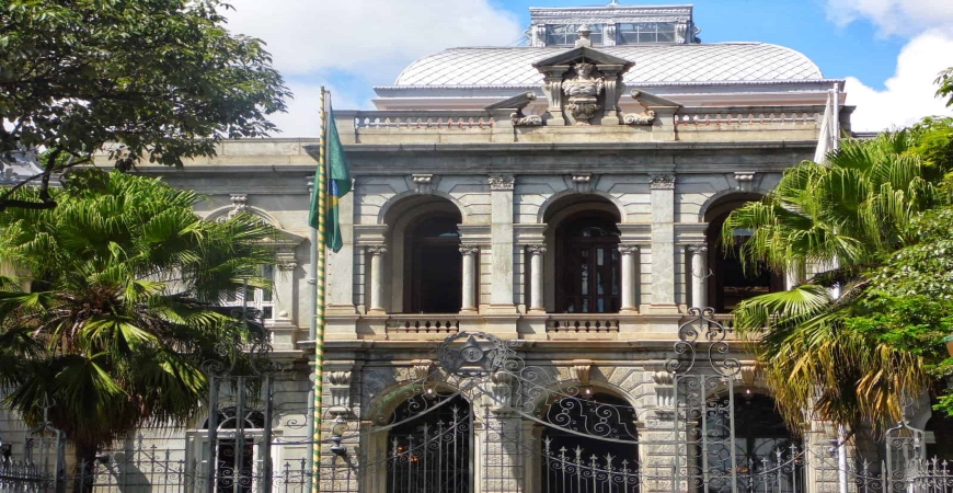 arquitetura neoclássica no brasil