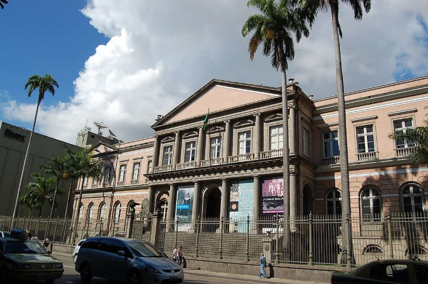 arquitetura neoclássica no brasil arquivo nacional