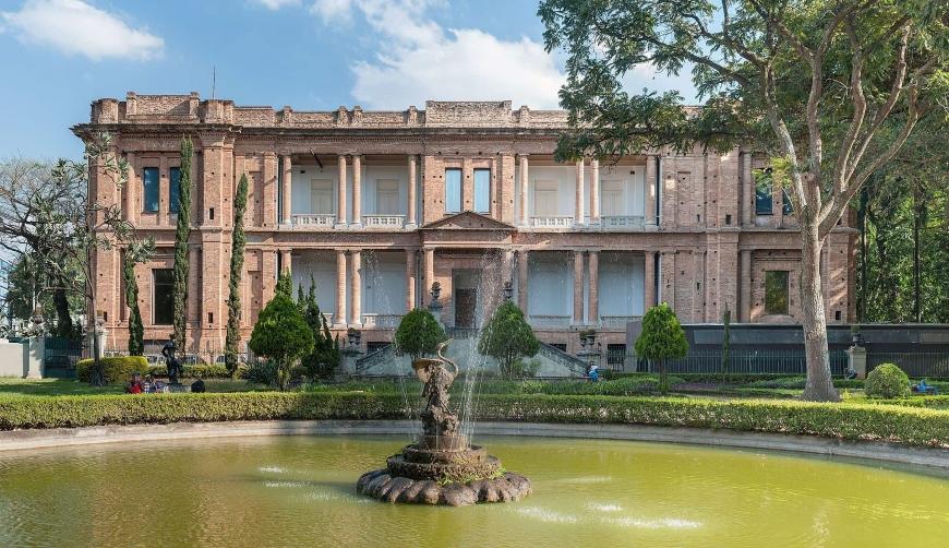 arquitetura neoclássica no brasil pinacoteca