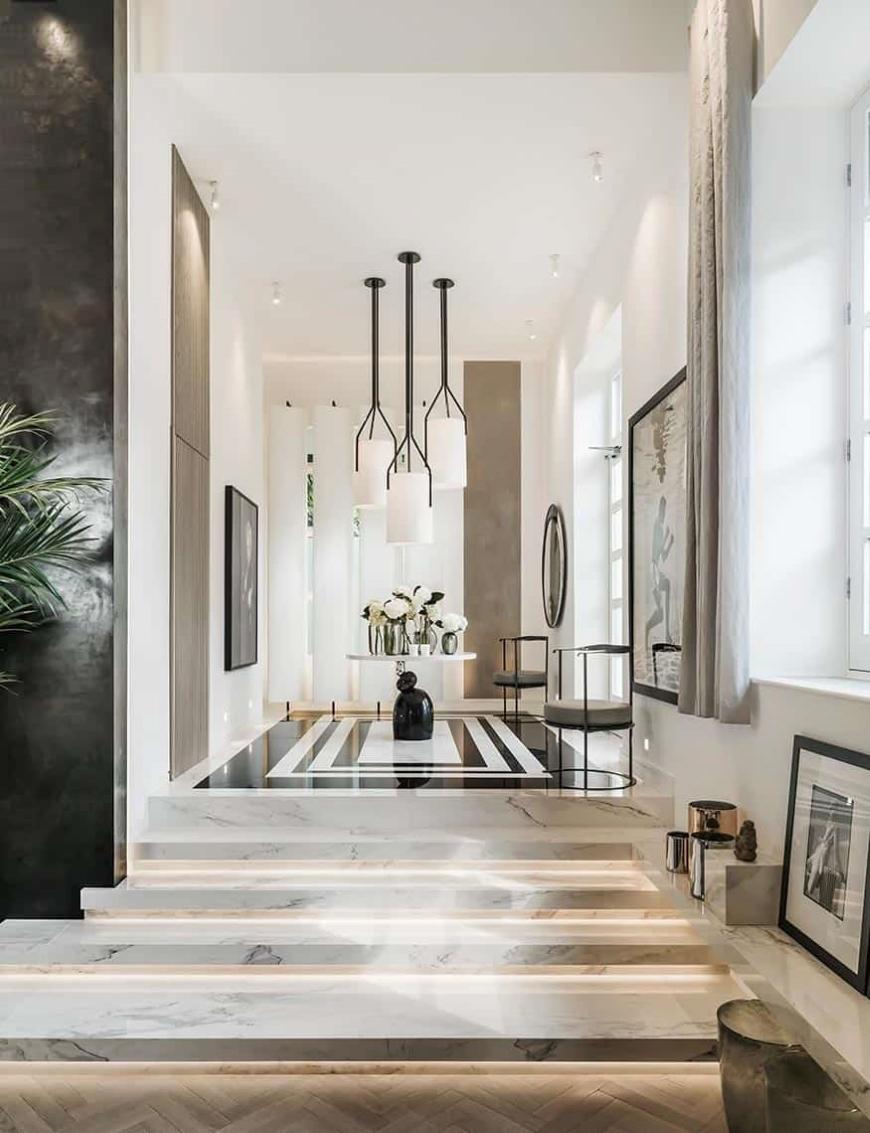 maiores designers de interiores do mundo kelly hoppen