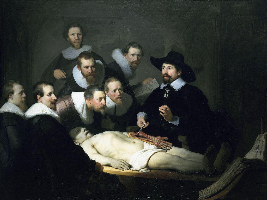 pintores mais famosos do mundo rembrandt