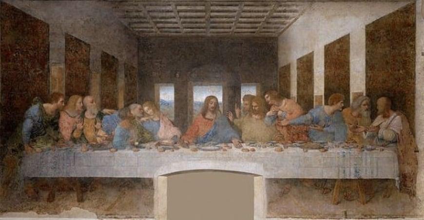 pintores mais famosos do mundo da vinci