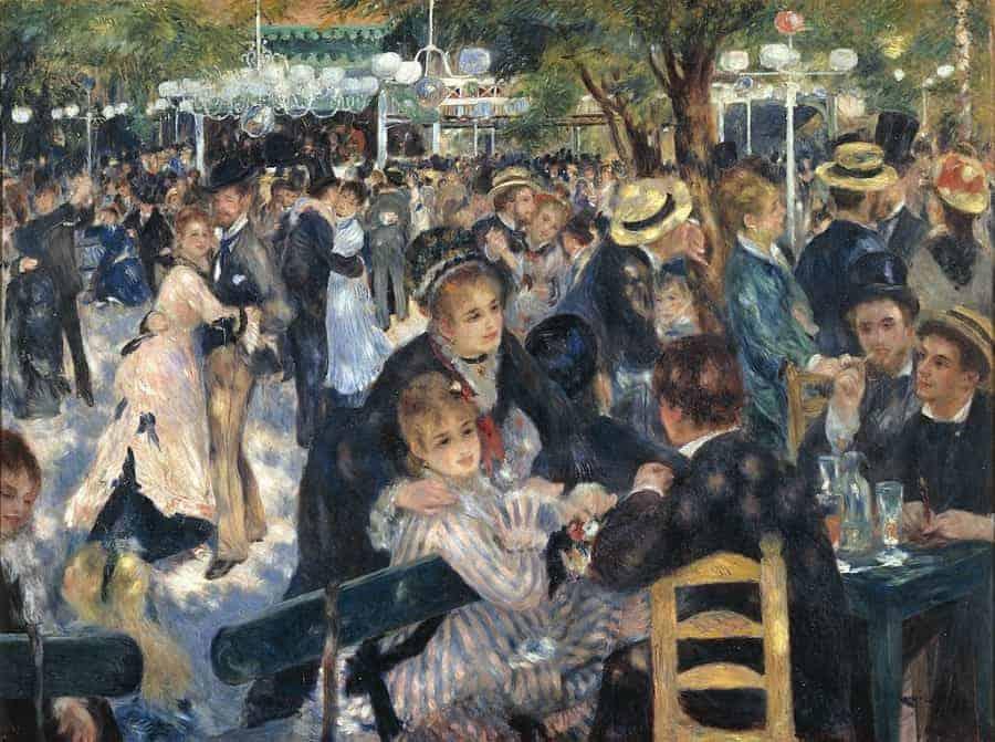 pintores mais famosos do mundo renoir