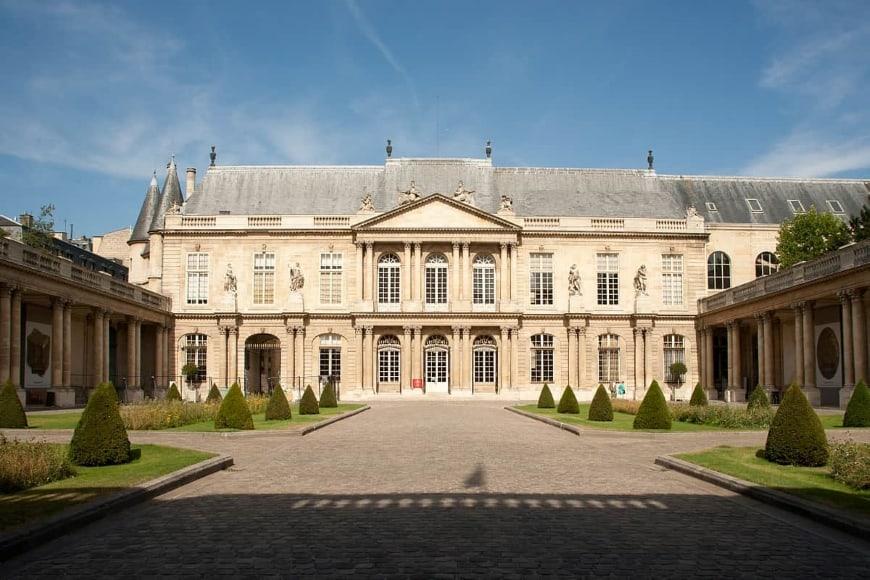 arquitetura rococó na europa