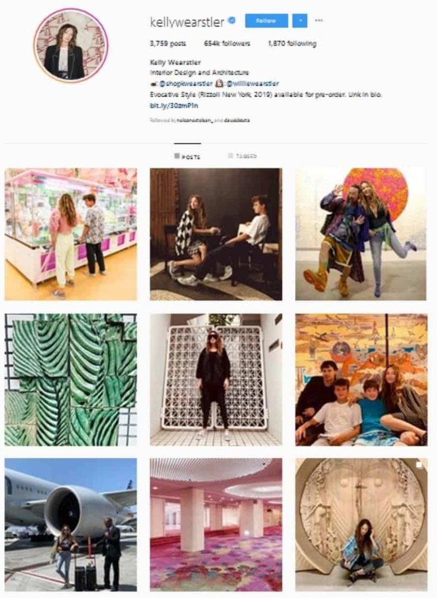 designer interiores instagram