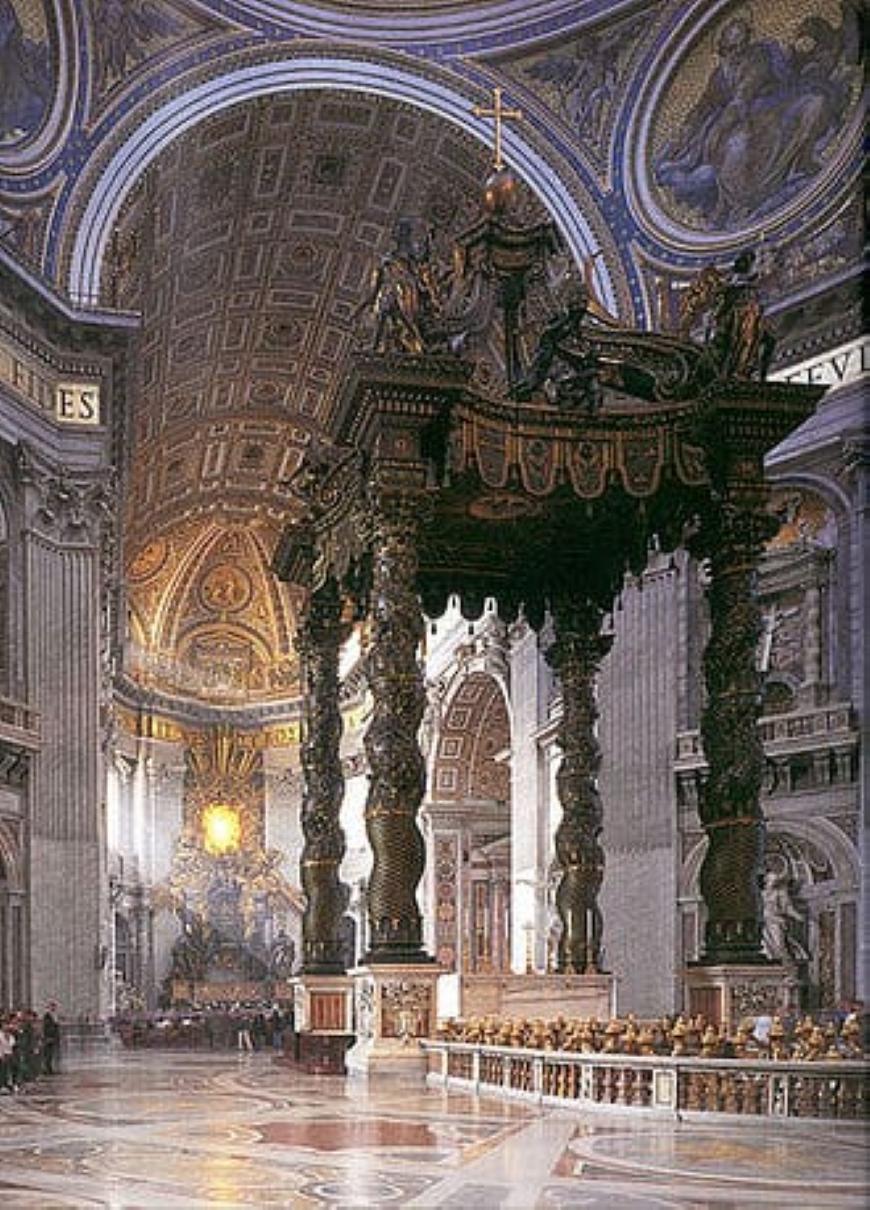 arquitetura barroca italiana