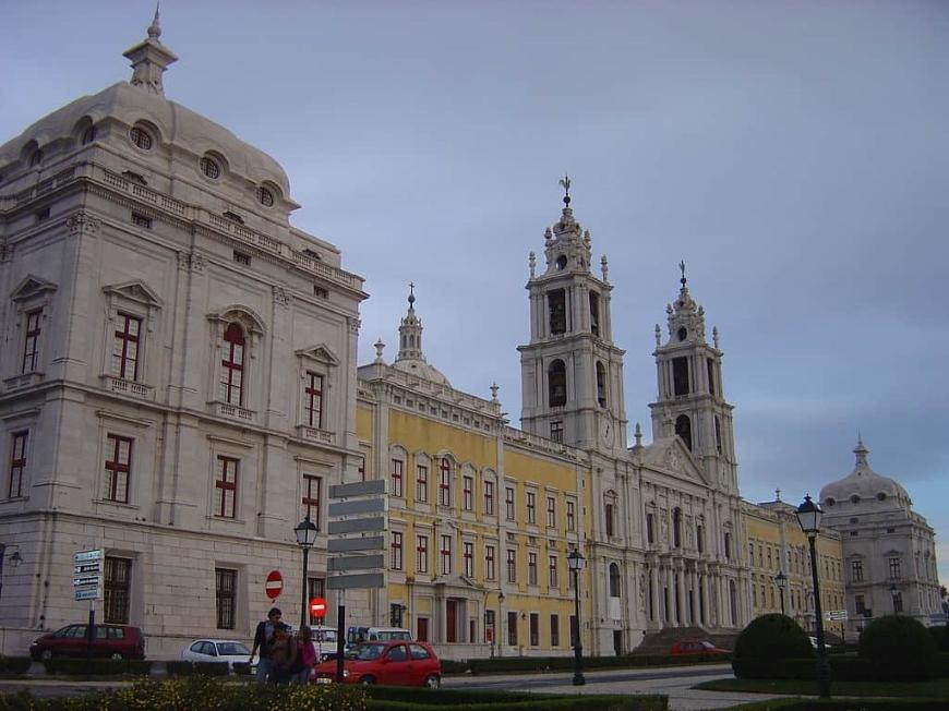 arquitetura barroca portuguesa