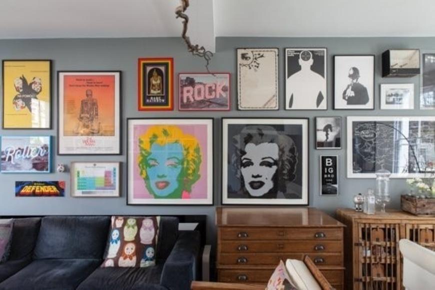 arte e decoração de casas