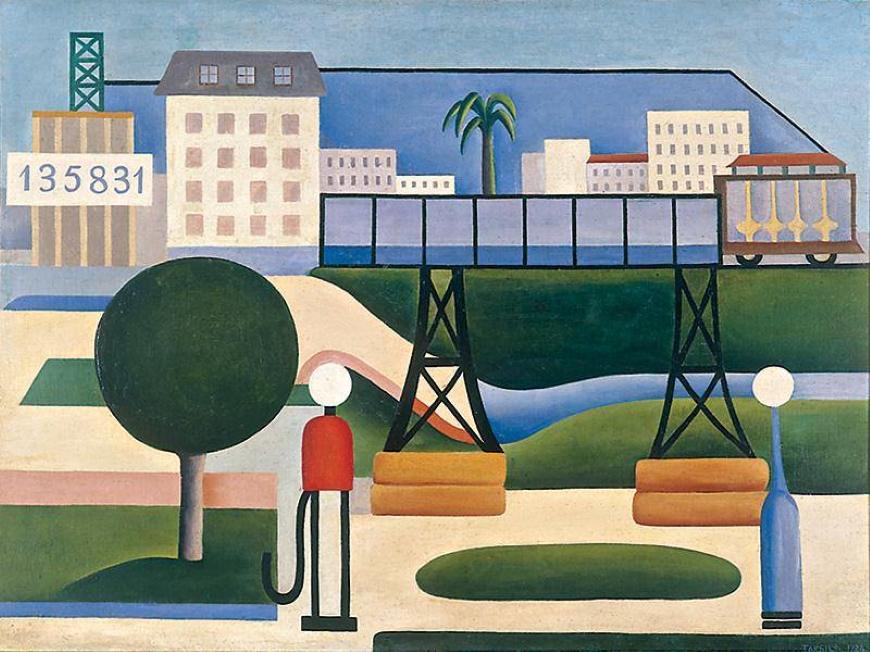 artistas cubistas brasileiros