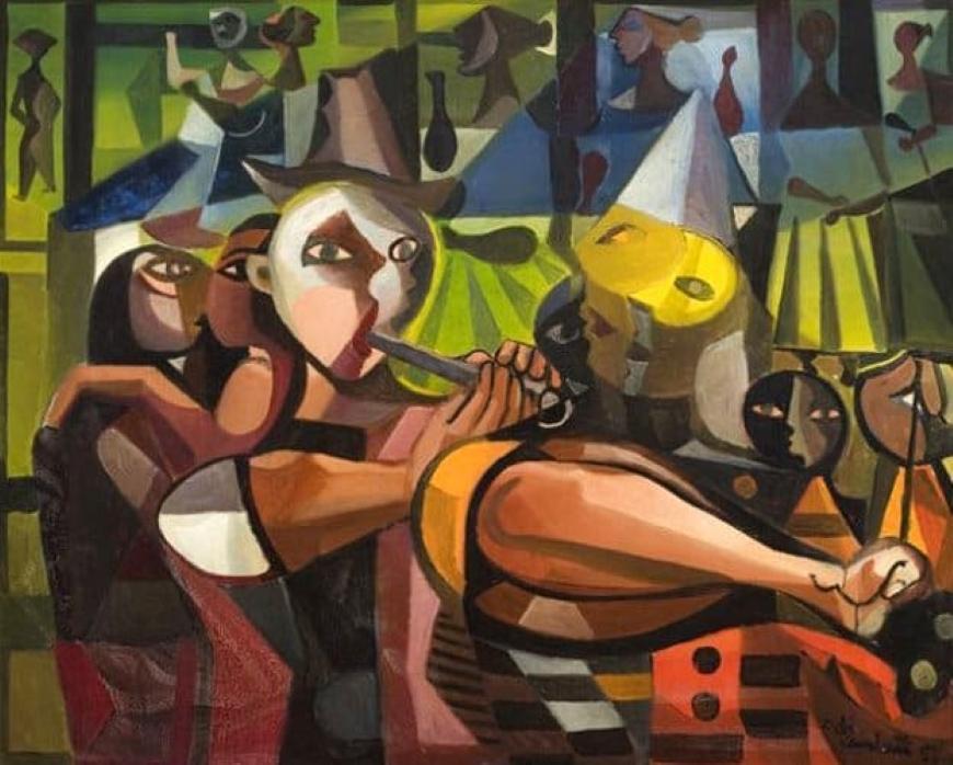 obras cubistas brasileiras