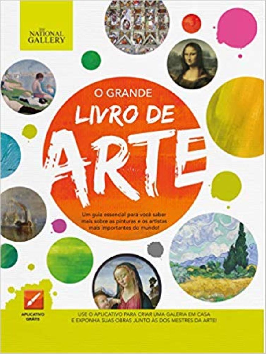livro história da arte