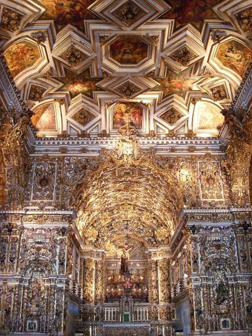 arte barroca brasileira