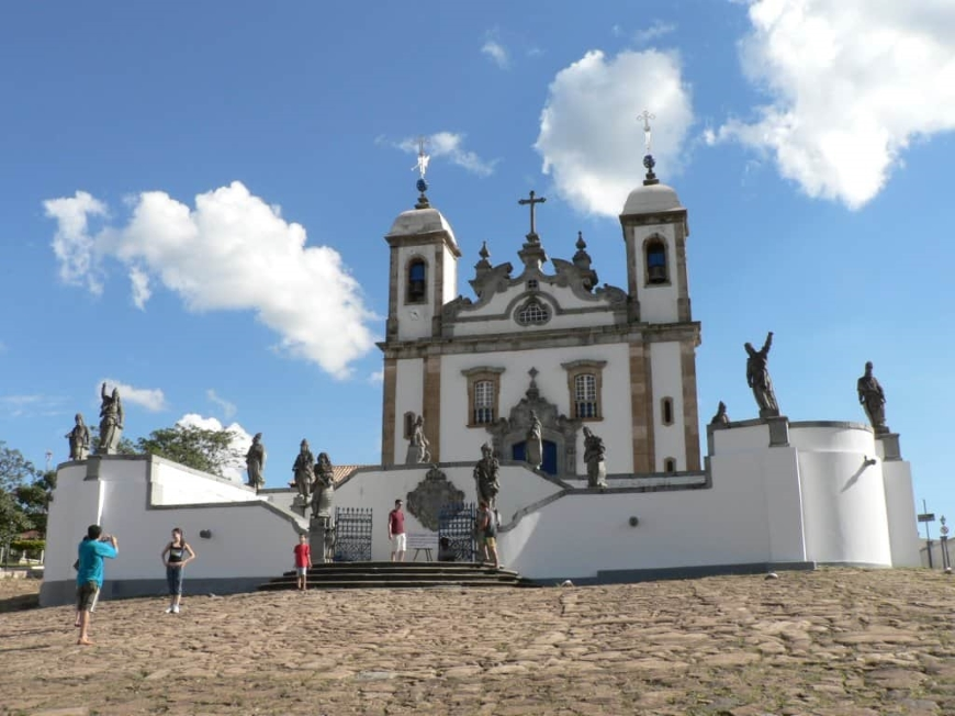 obras barrocas brasileiras