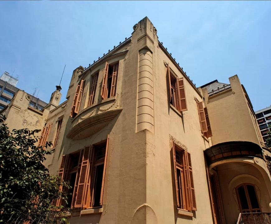 arquitetura art nouveau no brasil