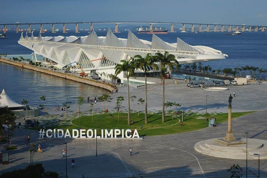 museu do amanhã santiago calatrava