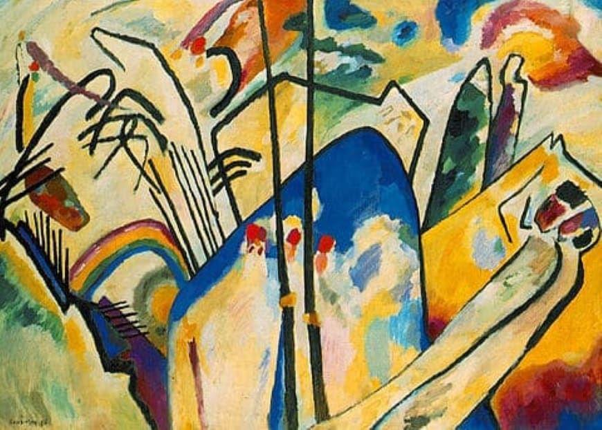 principais artistas do abstracionismo