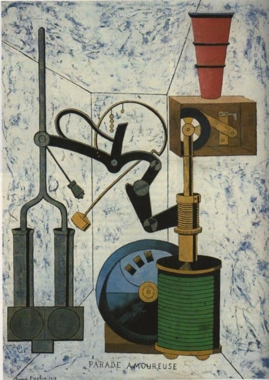 movimento dadaísta