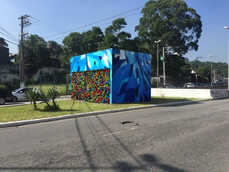 obra de arte pública