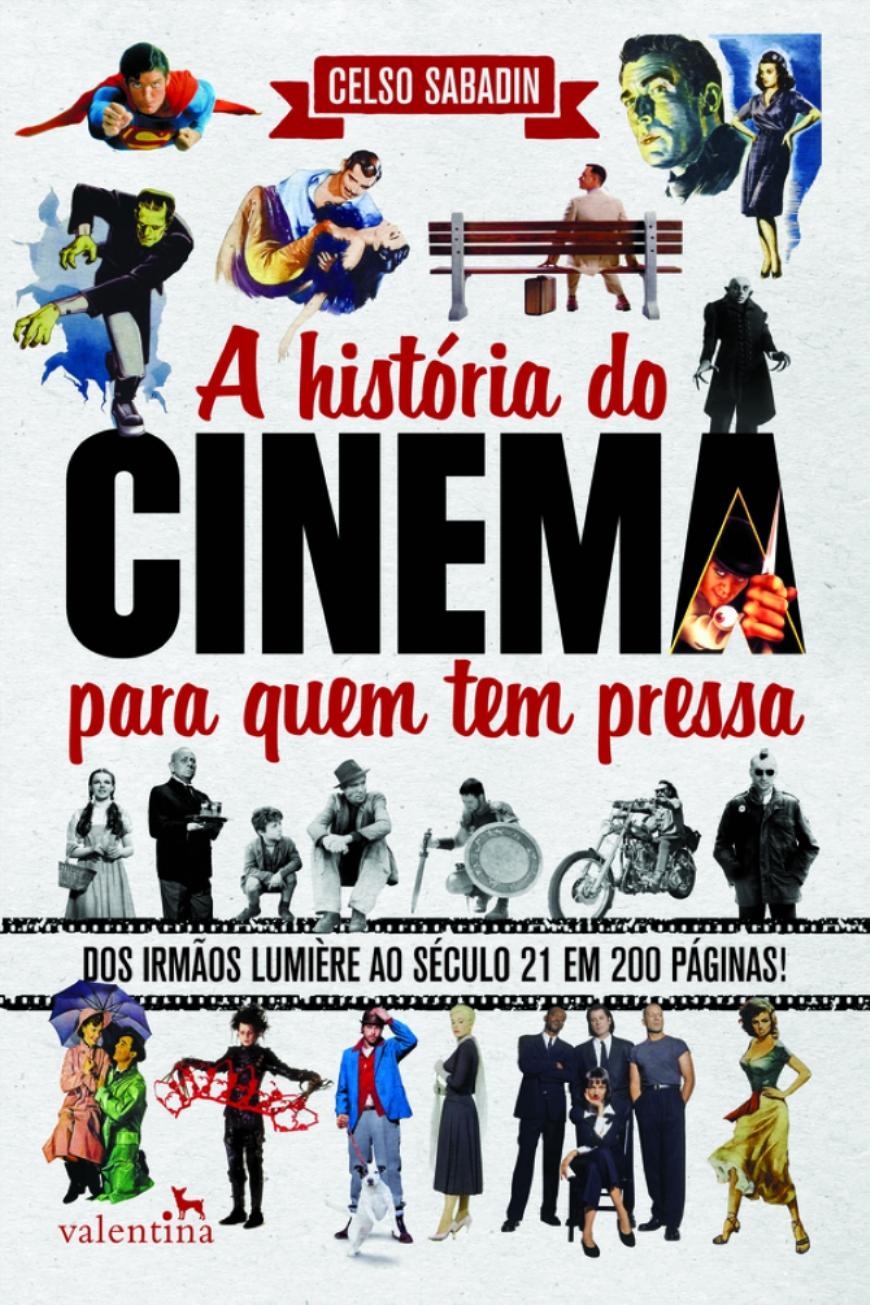 livros sobre a história do cinema