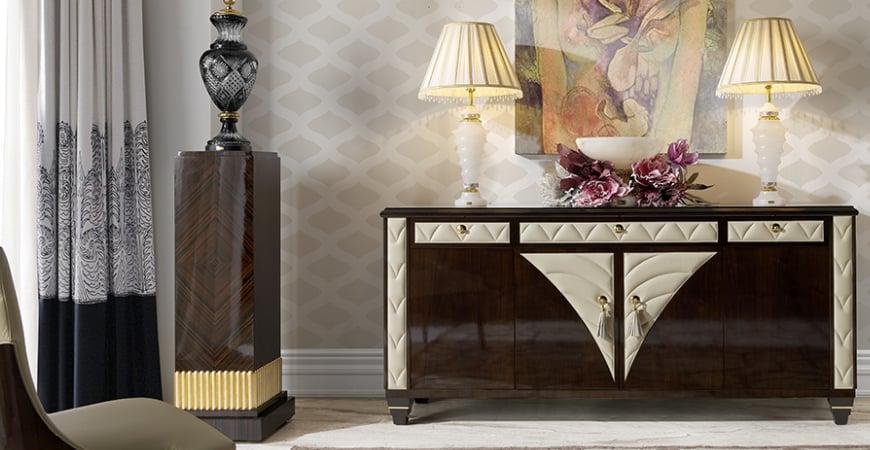 Como eram os móveis na época do art déco: veja o estilo e objetos em exemplos reais
