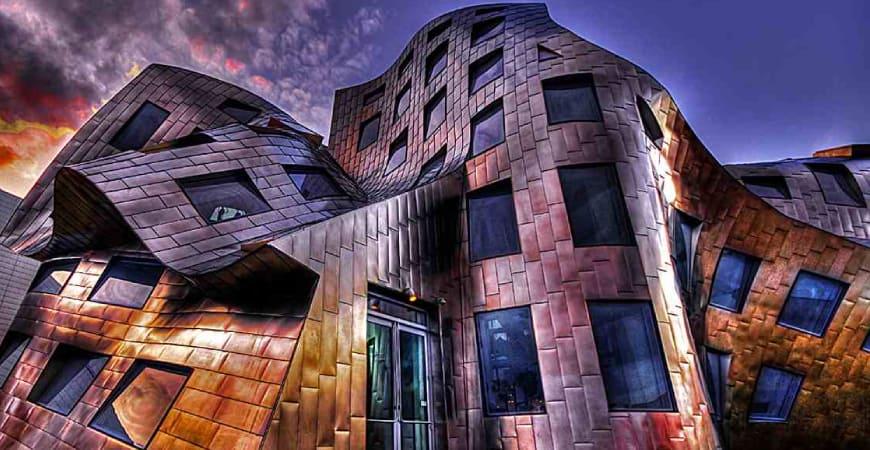 Arquitetura desconstrutivista: o que é esse gênero arquitetônico tão diferente?
