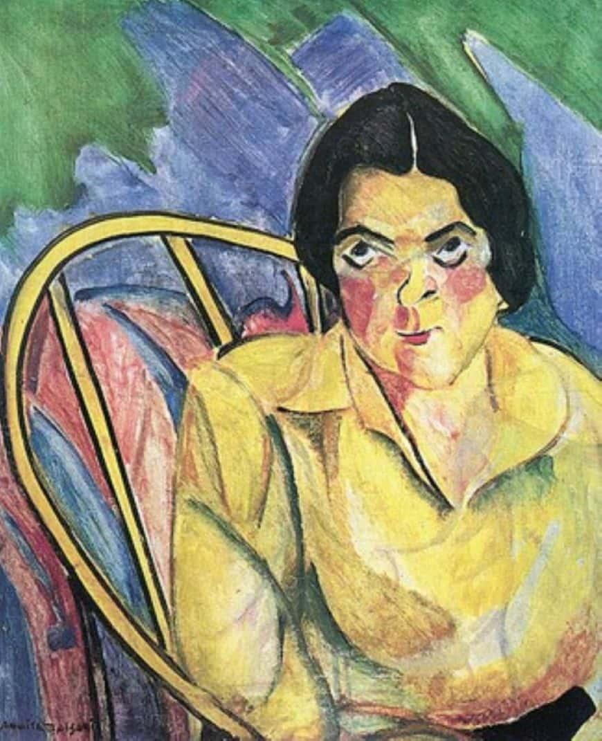 pinturas de artistas famosos brasileiros