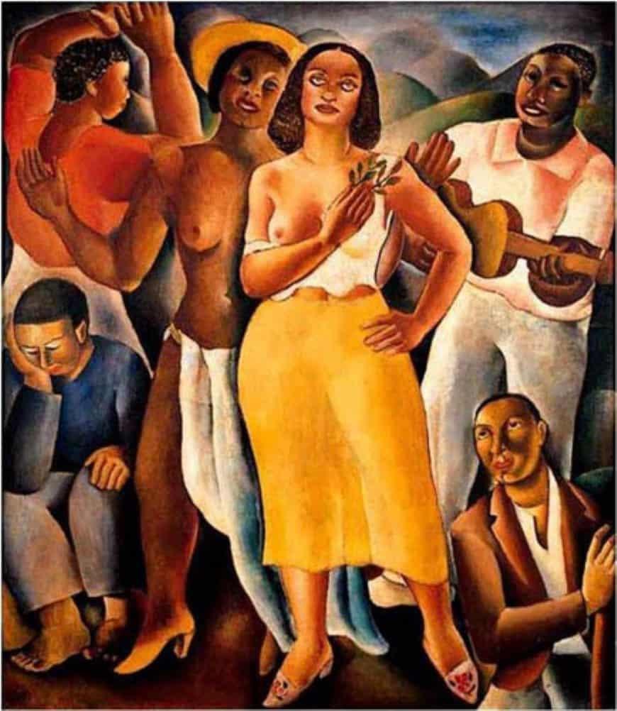 quadros famosos brasileiros