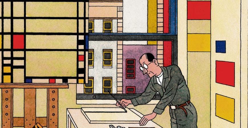 De Stijl: entenda a proposta do movimento liderado por Piet Mondrian