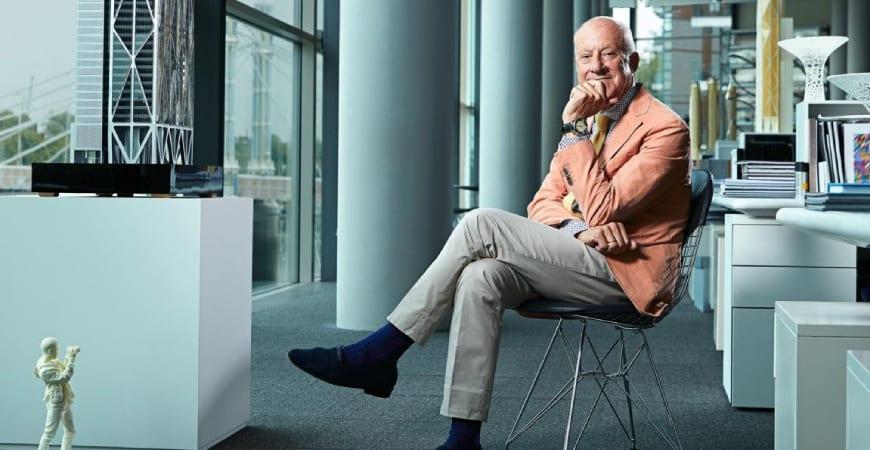 Norman Foster: quem é esse arquiteto que une tecnologia com sustentabilidade?