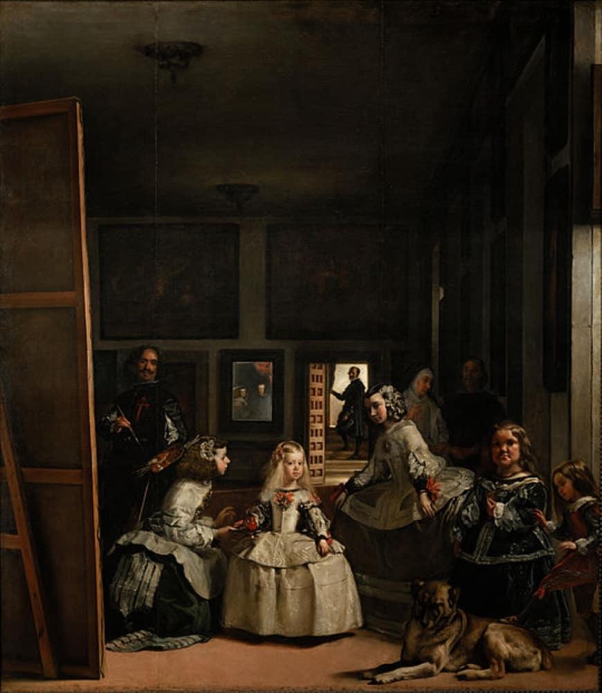 grandes pintores espanhóis