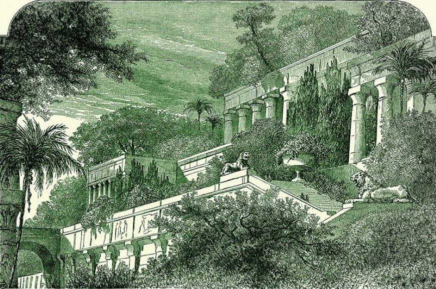 7 maravilhas do mundo antigo