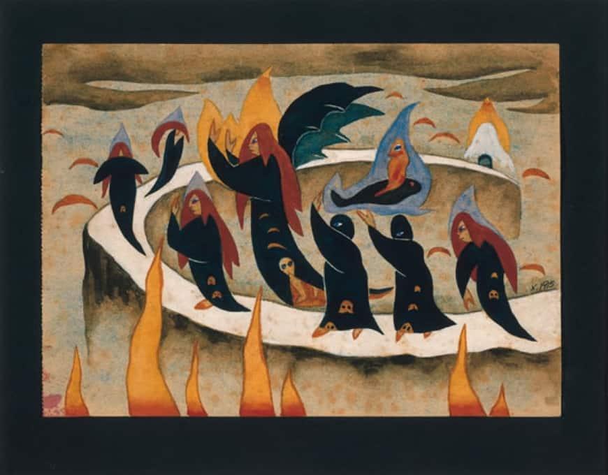 pintores surrealistas argentinos