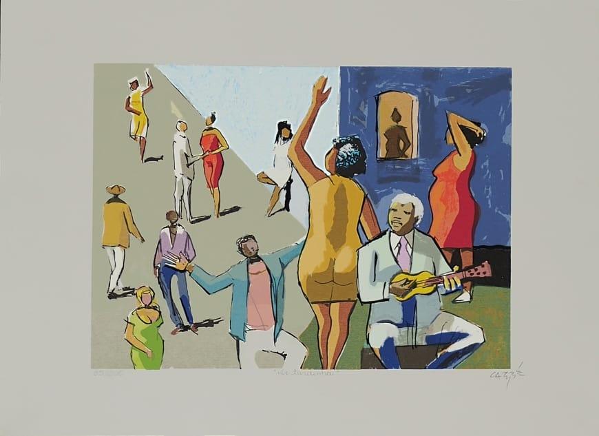pintores argentinos contemporâneos