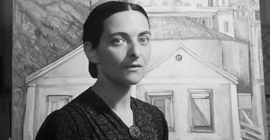 A força e a delicadeza da artista plástica Maria Helena Vieira da Silva