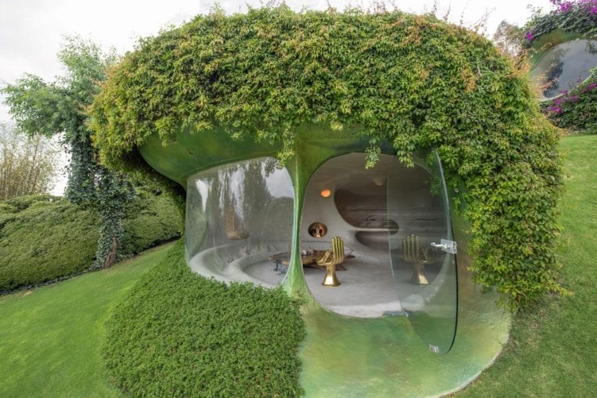 o que é arquitetura orgânica