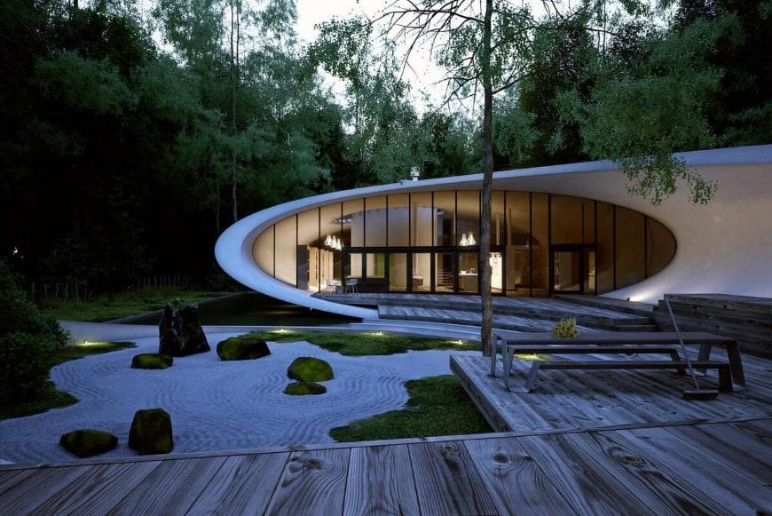 arquitetura orgânica características
