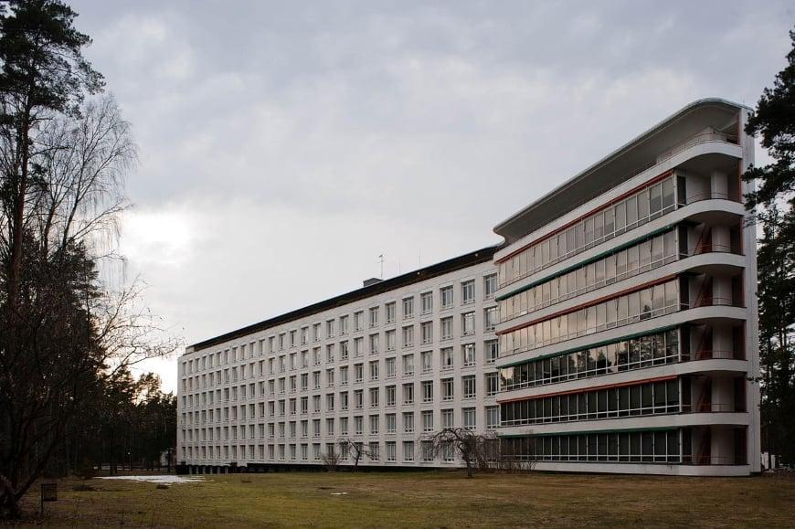 características do estilo internacional na arquitetura