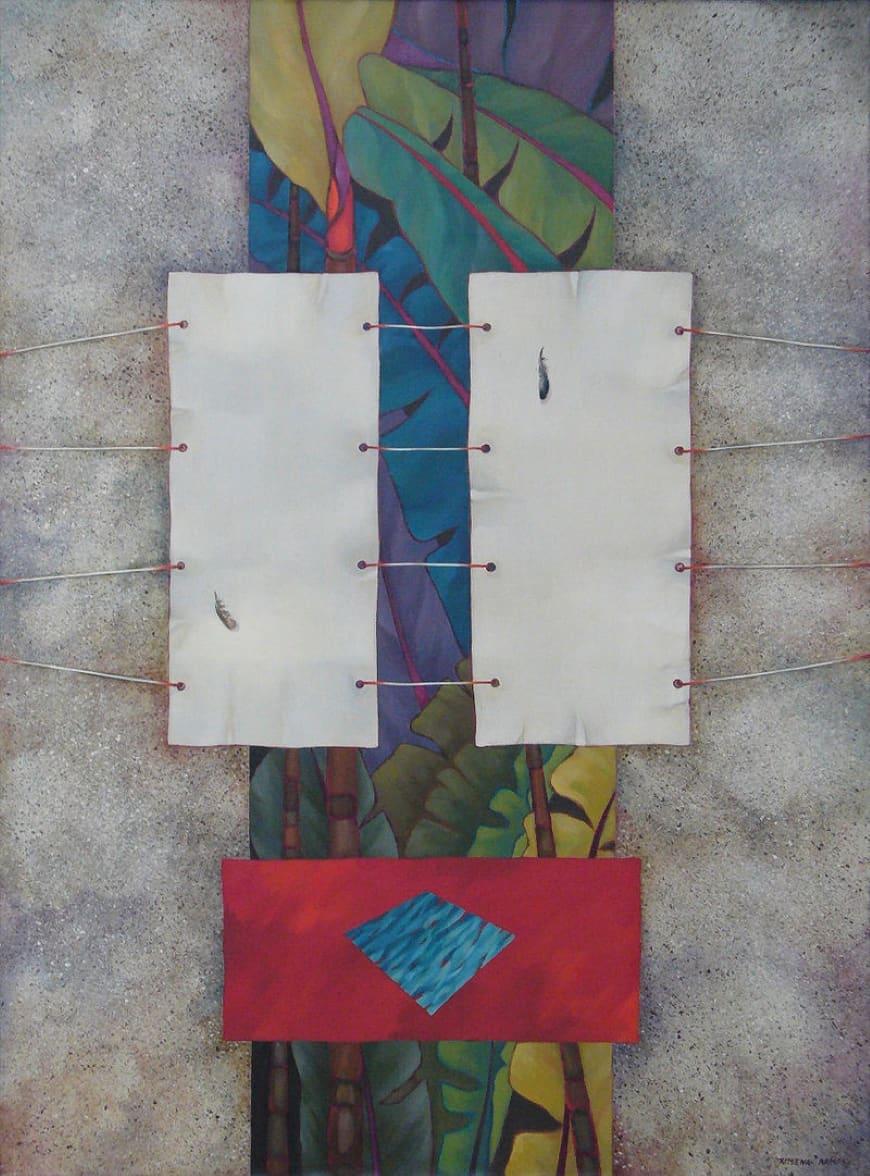 pintores chilenos contemporâneos