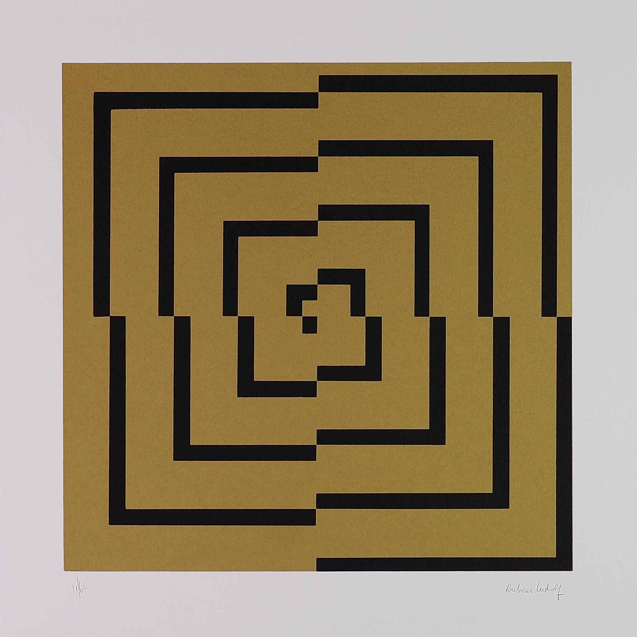 Op dourado - Rubem Ludolf