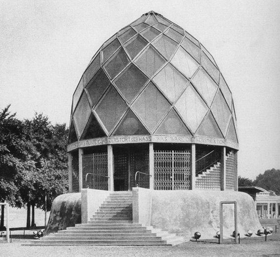 Pavilhão de Vidro - Bruno Taut